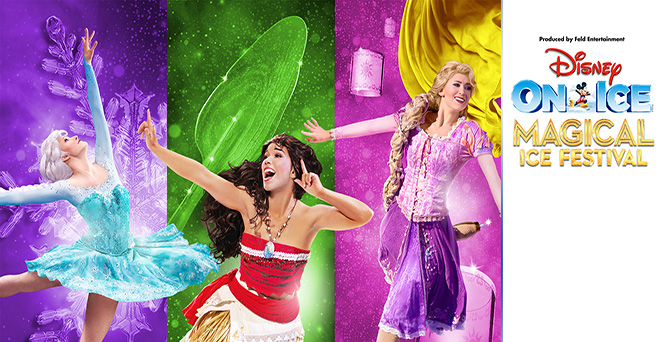 Disney On Ice - Magical Ice Festival 2020